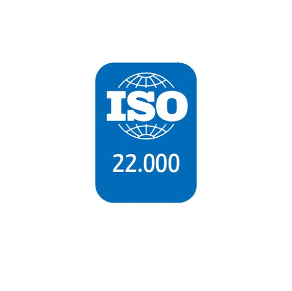 Certificazione ISO 22.000