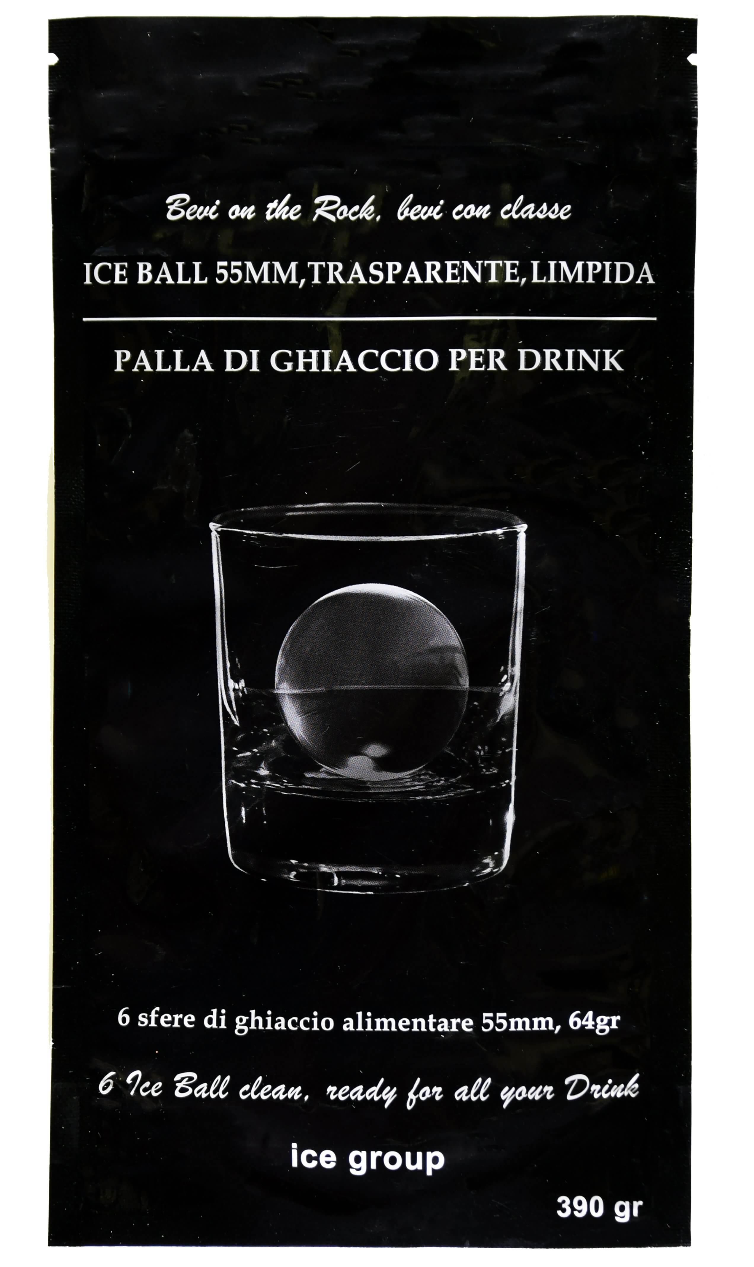 Ice Ball 55mm