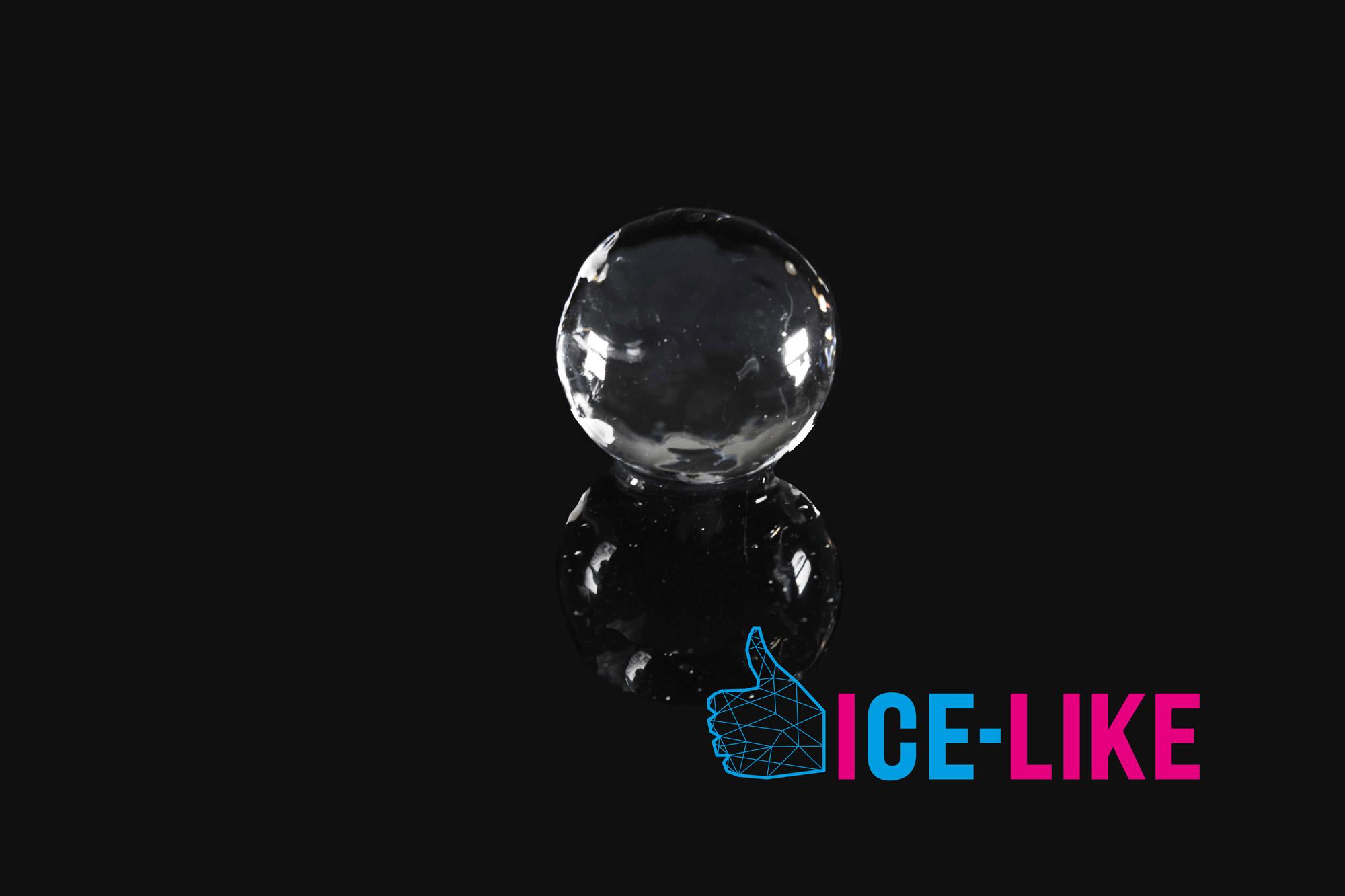 IceLike Ghiaccio Alimentare - Ice Ball 55mm