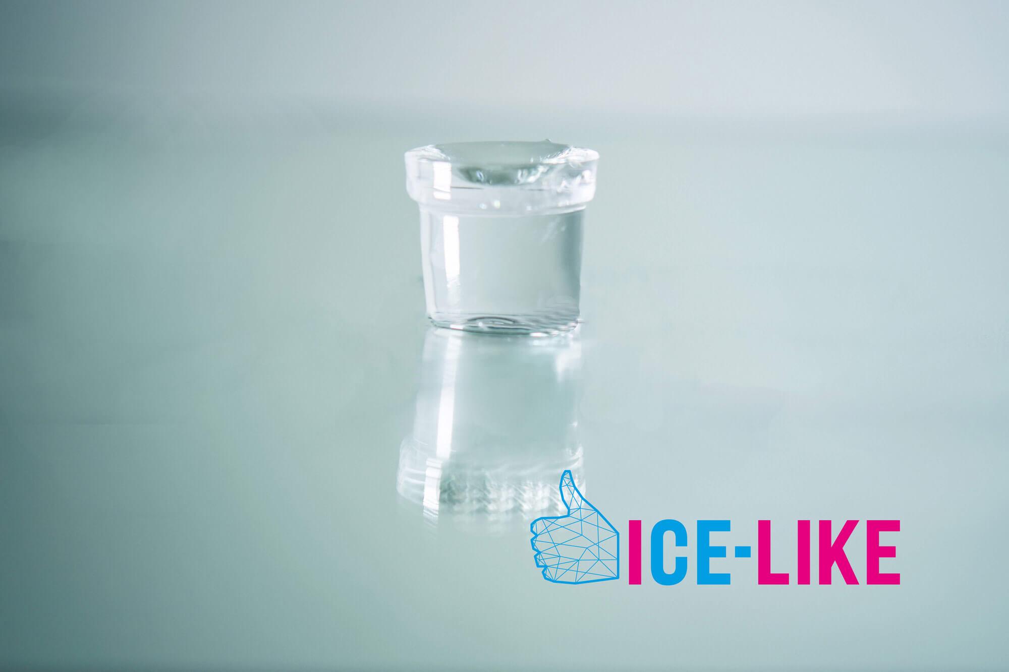 Ghiaccio alimentare IceLike Gourmet 20g-1.5kg