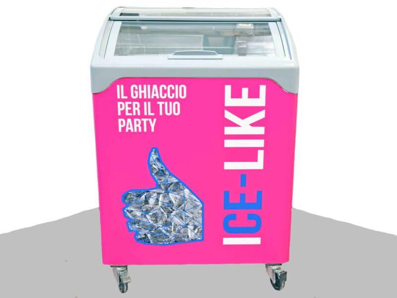 Pozzetto Piccolo Ice-Like